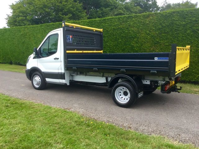 2016 Ford Transit T350 Tdci 125Ps Tipper image 3