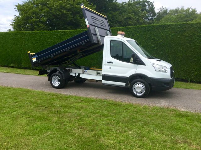2016 Ford Transit T350 Tdci 125Ps Tipper image 6