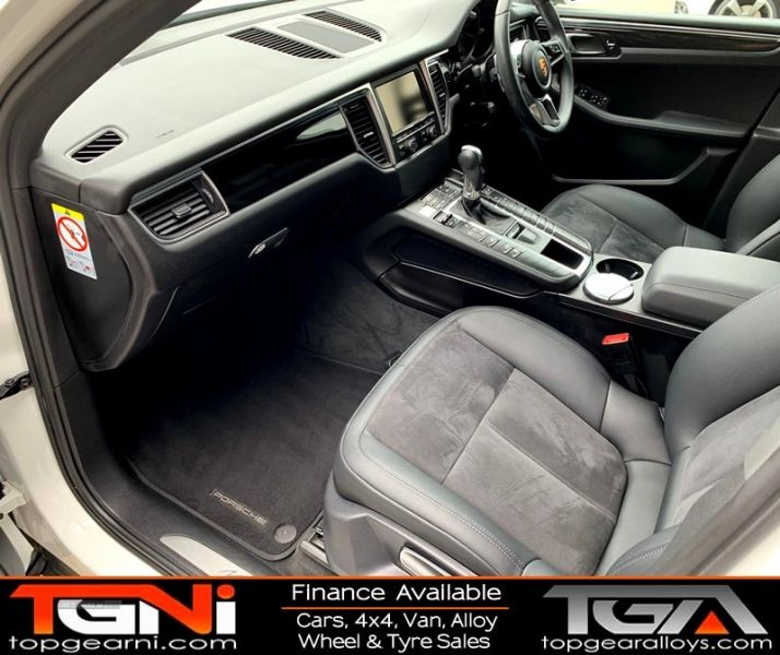 2014 Porsche Macan S D S-A image 7