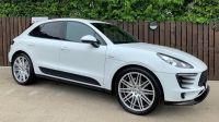 2014 Porsche Macan S D S-A