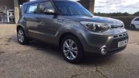 2015 Kia Soul 1.6 Connect 5dr