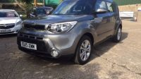2015 Kia Soul 1.6 Connect 5dr image 3