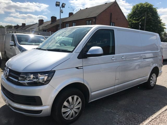 2018 Volkswagen Transporter 2.0 T30 Tdi image 2