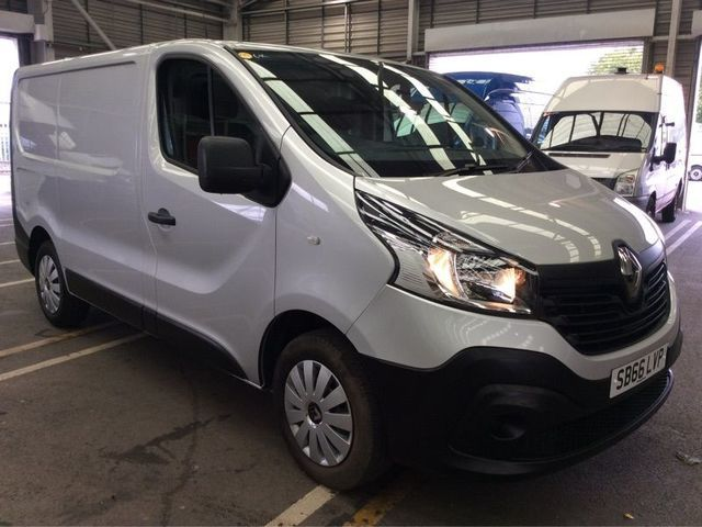 2016 Renault Trafic 1.6 Sl27 Business Dci