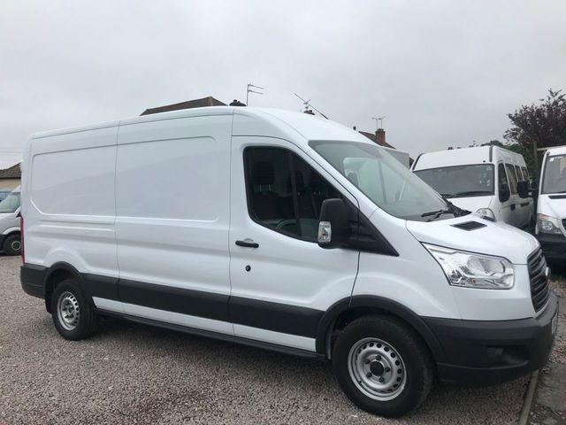 2016 Ford Transit 2.2