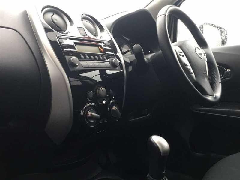 2017 Nissan Note 1.2 Acenta 5-Door image 2