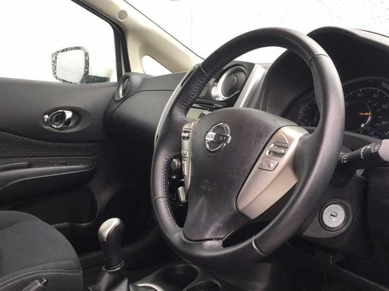 2017 Nissan Note 1.2 Acenta 5-Door image 4