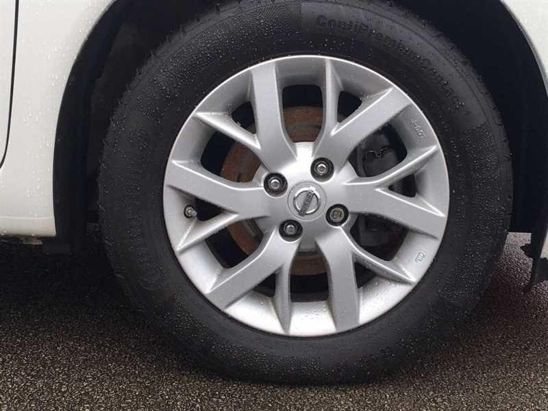 2017 Nissan Note 1.2 Acenta 5-Door image 6