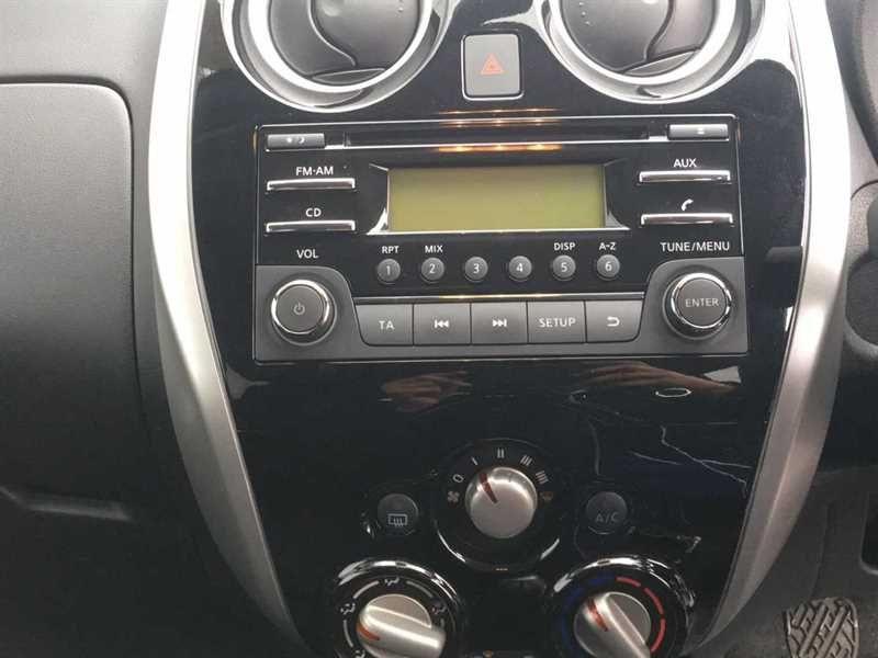 2017 Nissan Note 1.2 Acenta 5-Door image 11