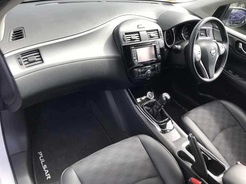 2018 Nissan Pulsar 1.5 Dci N-Connecta 5-Door image 12