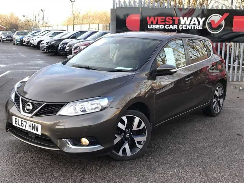 2017 Nissan Pulsar 1.5 Dci N-Connecta 5-Door image 3