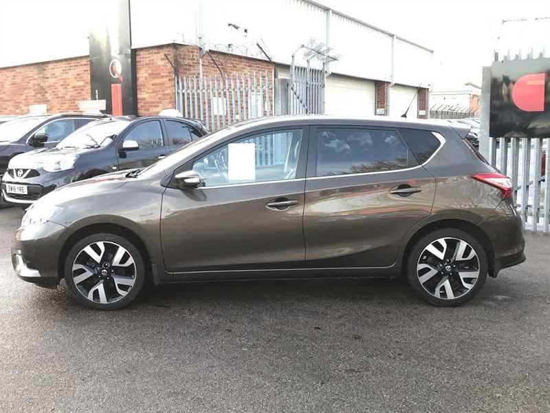 2017 Nissan Pulsar 1.5 Dci N-Connecta 5-Door image 4