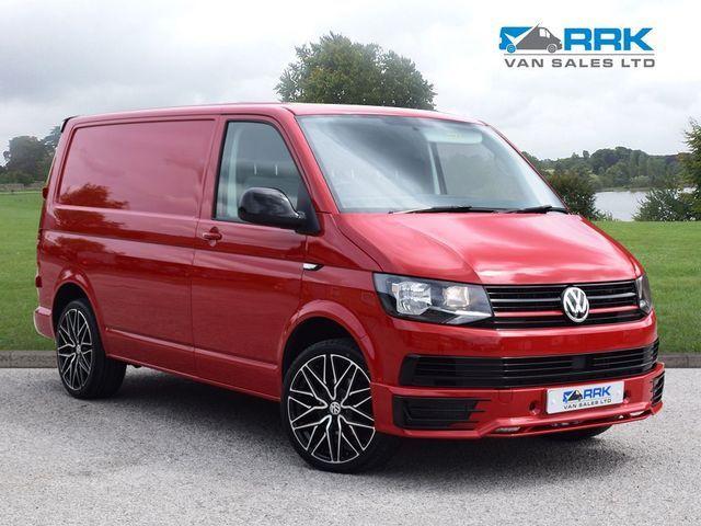 2018 Volkswagen Transporter 2.0 T28 Tdi image 1