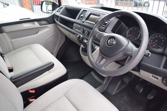 2018 Volkswagen Transporter 2.0 T28 Tdi image 7