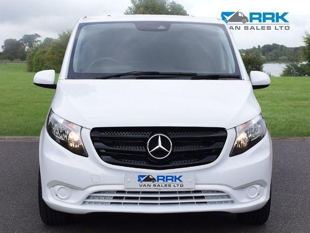 2019 Mercedes-Benz Vito 1.6 111 Cdi image 5