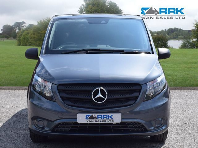 2018 Mercedes-Benz Vito 1.6 111 Cdi image 3