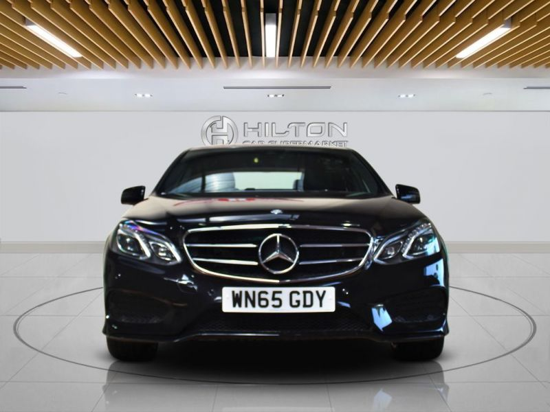 2015 Mercedes-Benz E Class 2.1 E220 Bluetec Amg Night Edition 4dr