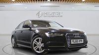 2016 Audi A6 2.0 Tdi Ultra S Line 4dr