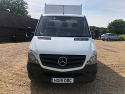 2015 Mercedes Sprinter 2.2L 2.1Td 313Cdi Tree Surgeon Tipper With Toolbox image 8