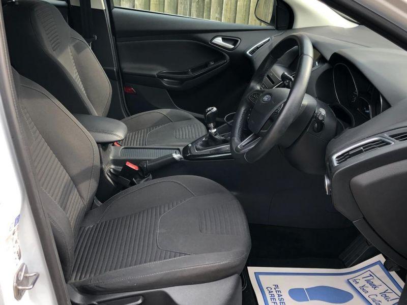 2016 Ford Focus 1.5 Tdci Titanium (S/S) 5dr image 6