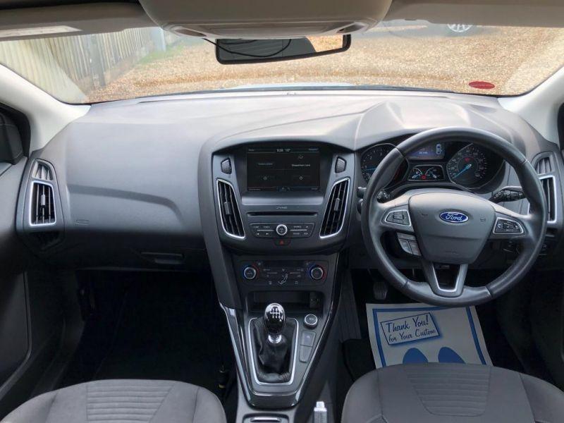 2016 Ford Focus 1.5 Tdci Titanium (S/S) 5dr image 8
