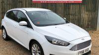 2016 Ford Focus 1.5 Tdci Titanium (S/S) 5dr