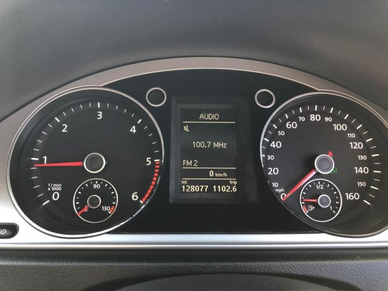 2014 Volkswagen Passat 2.0 Tdi Bluemotion Tech S Dsg (S/S) 4dr image 4