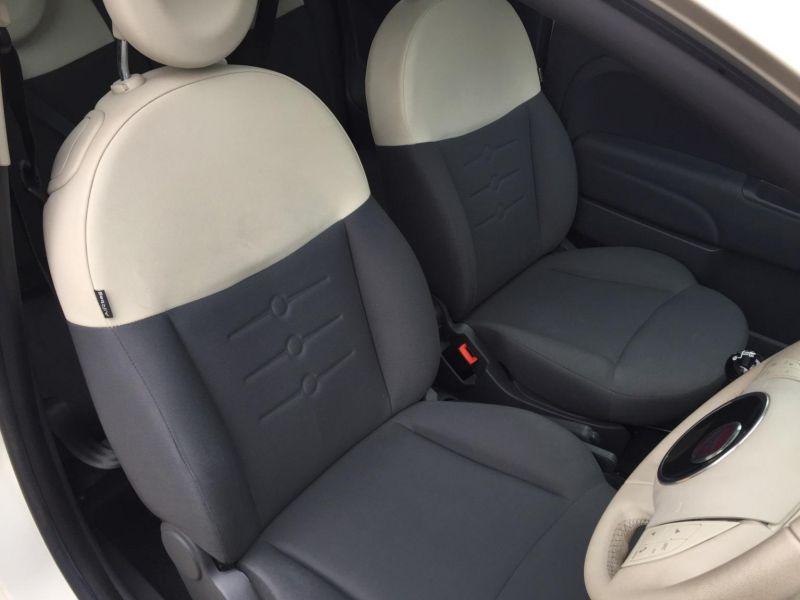 2012 Fiat 500 Lounge 3dr image 5