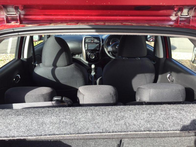 2013 Nissan Micra Acenta 5dr image 7