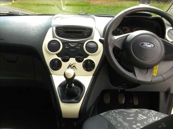 2012 Ford Ka 1.2 image 9