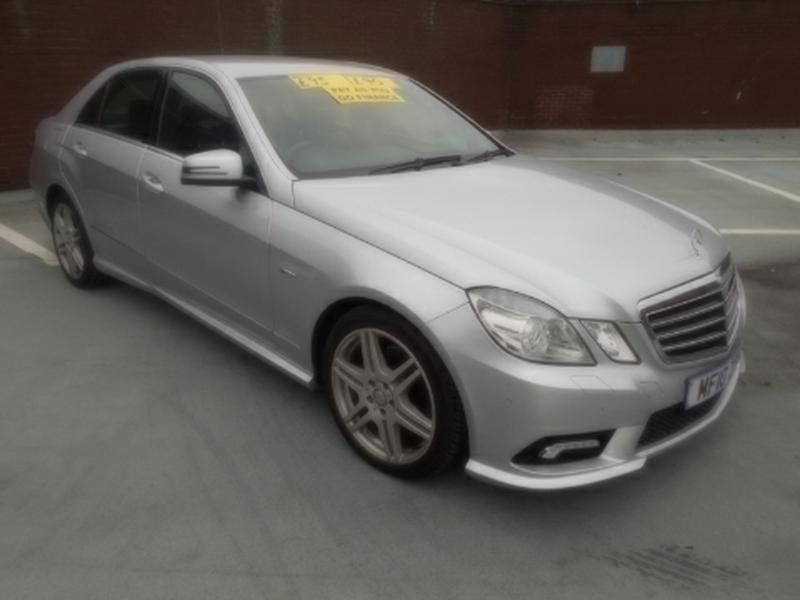 2010 Mercedes E-Class 3.0 E350 Cdi Blueefficiency Sport