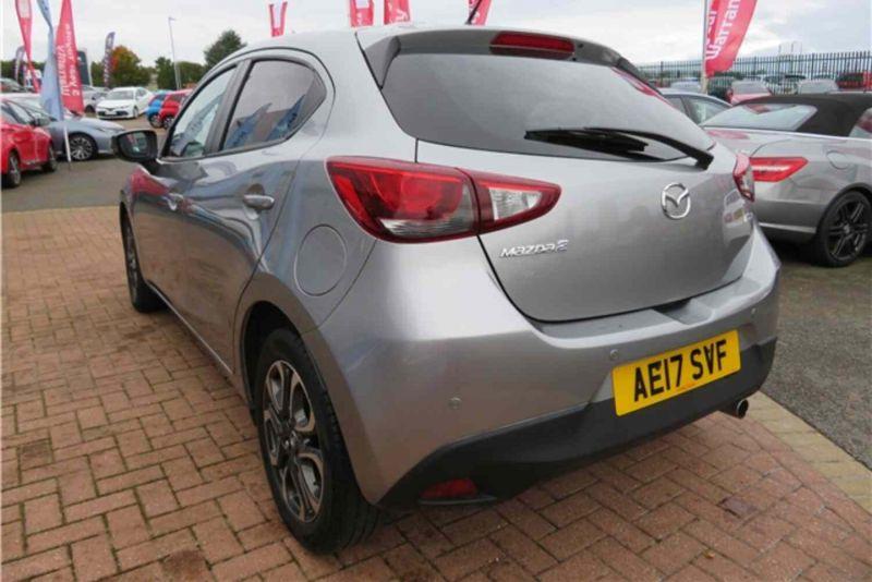 2017 Mazda2 1.5 Sport Nav 5dr image 4