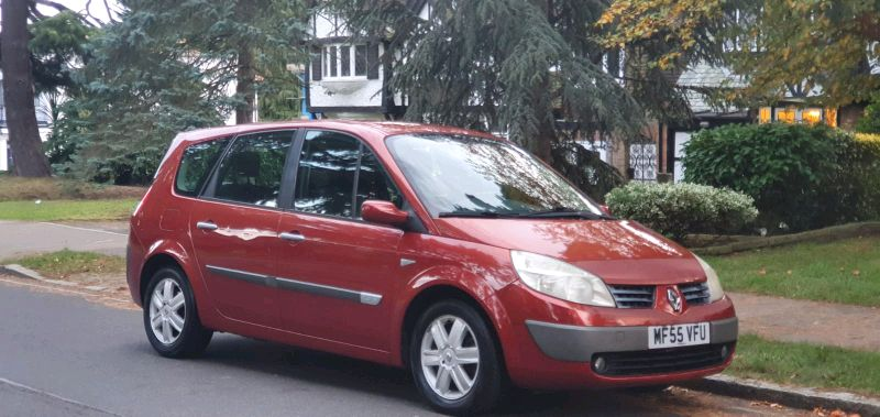 2006 Renault Scenic 1.6 5dr image 3