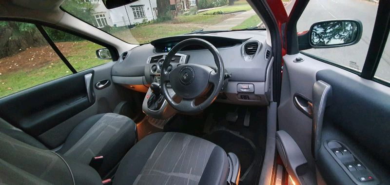 2006 Renault Scenic 1.6 5dr image 4