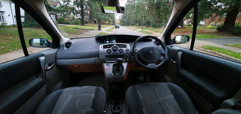 2006 Renault Scenic 1.6 5dr image 5