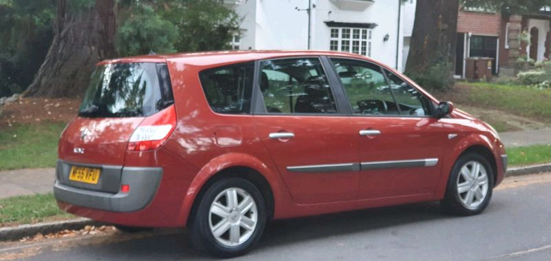 2006 Renault Scenic 1.6 5dr image 7