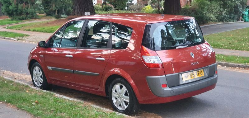 2006 Renault Scenic 1.6 5dr image 8