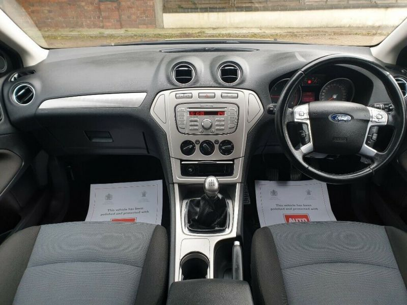 2009 Ford Mondeo 1.8 5dr image 6
