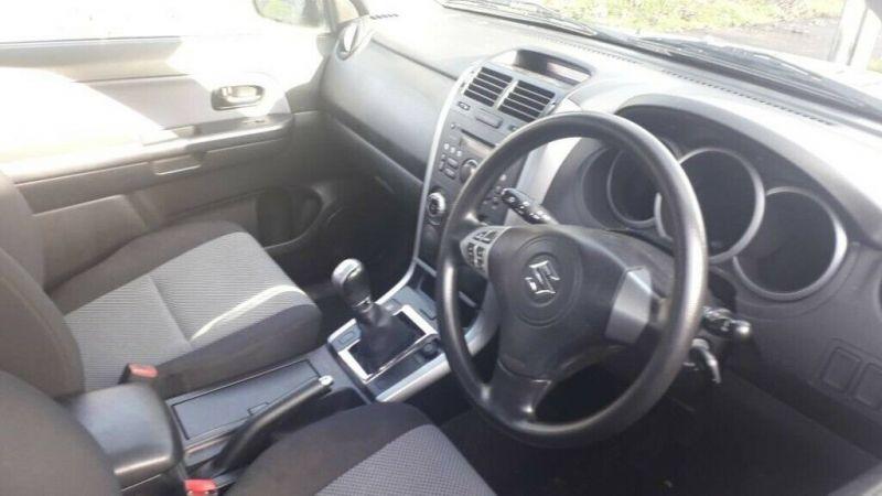 2008 Suzuki Grand Vitara 1.6 Vvti image 7