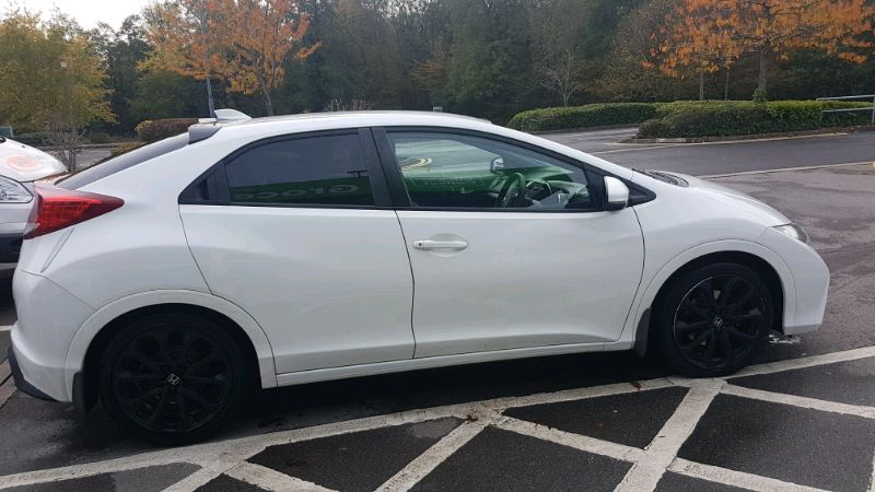 2013 Honda Civic 1.6 i-DTEC
