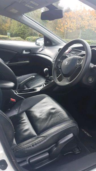 2013 Honda Civic 1.6 i-DTEC image 5