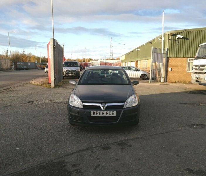 2006 Vauxhall Astra Life Twinport 1.6
