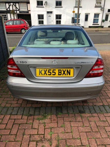 2006 Mercedes Benz C180 1.8cc image 4