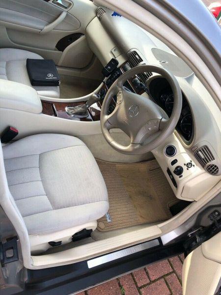 2006 Mercedes Benz C180 1.8cc image 6