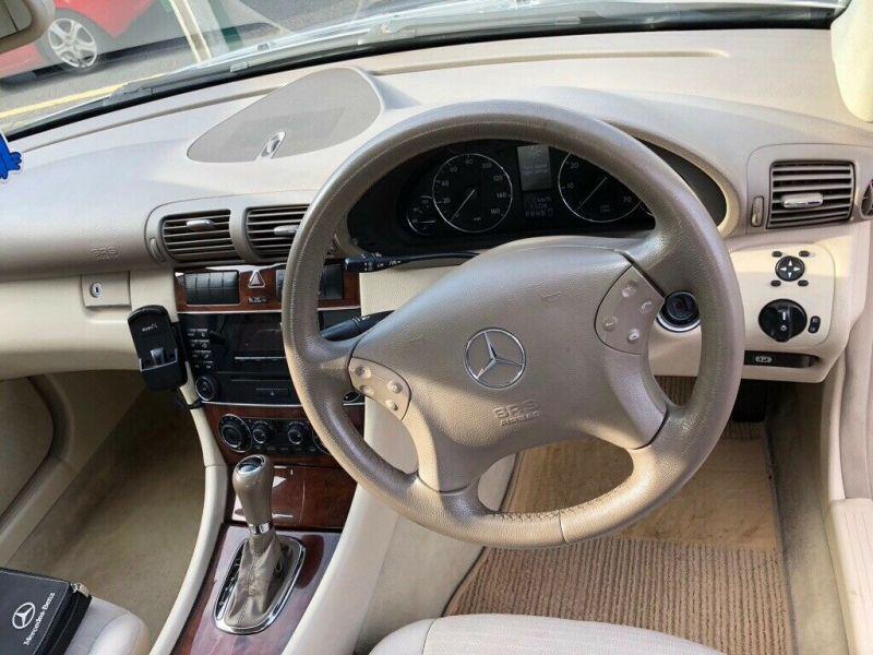 2006 Mercedes Benz C180 1.8cc image 7