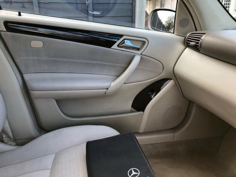 2006 Mercedes Benz C180 1.8cc image 8