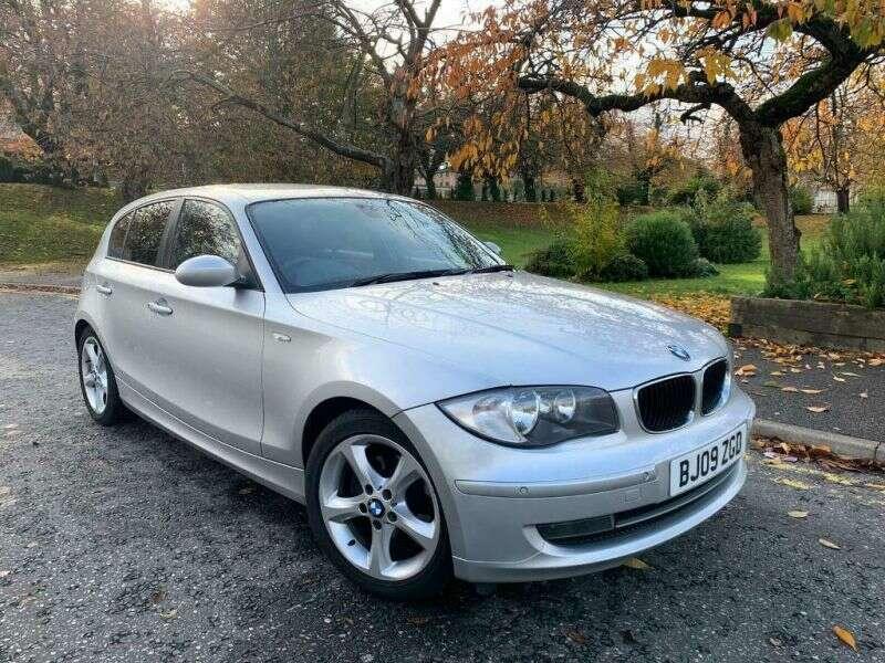 2009 BMW 118D 2.0 image 3