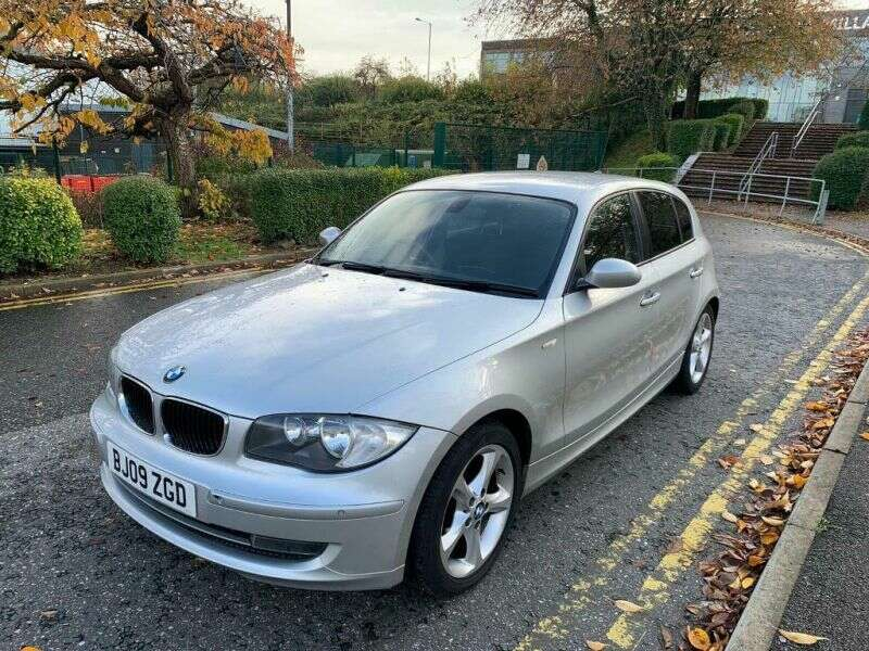 2009 BMW 118D 2.0 image 4