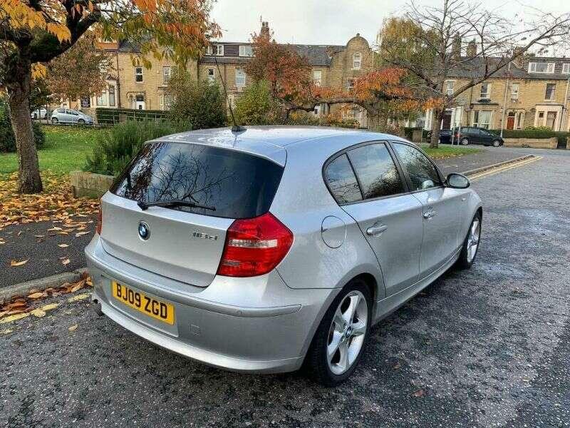 2009 BMW 118D 2.0 image 5