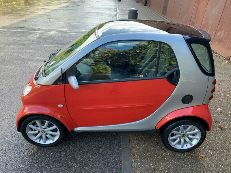2007 Smart Fortwo 0.7 image 3